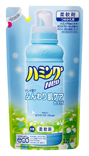 ハミングNeo ホワイトフローラルの香り 詰替用