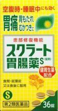 スクラート胃腸薬S錠剤
