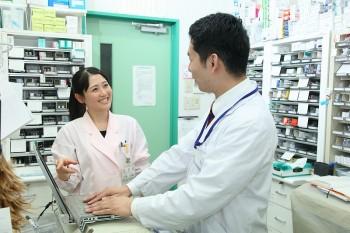 ププレひまわり調剤薬局の薬剤師