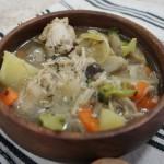 コラーゲン強化美肌スープ